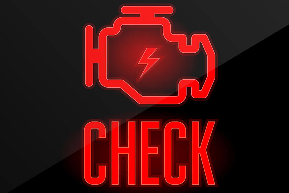 Why Does My Check Engine Light Come On?