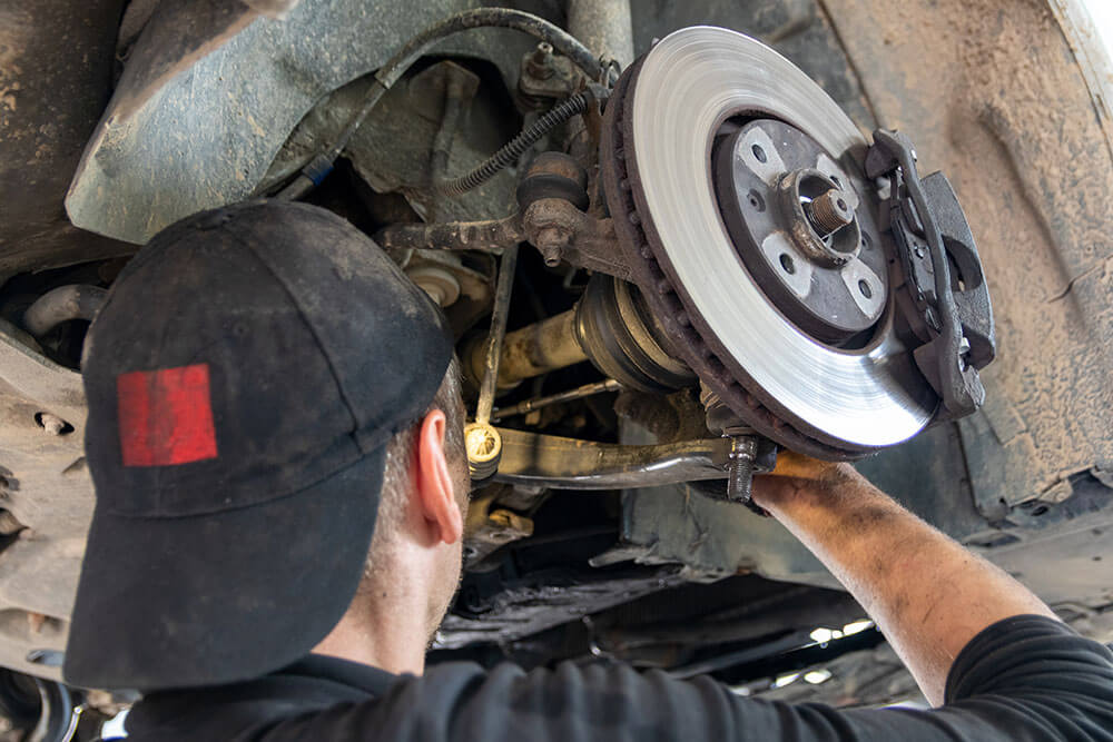 What Is The Suspension System, And How Do You Know If It Needs Repair?